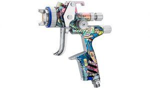 Les fans de la marque SATA ne manqueront pas d'adorer ce nouveau pistolet.