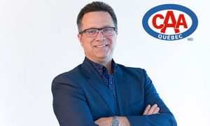 Marco Harrison, directeur de la Fondation CAA‑Québec pour la sécurité routière.